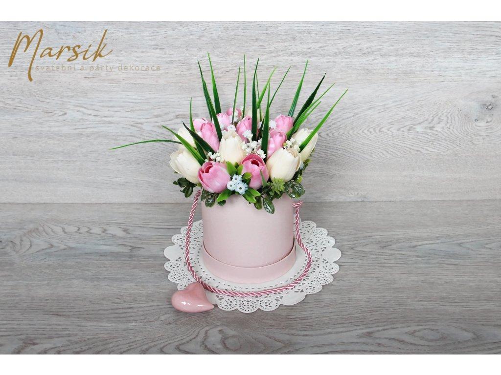 Květinový box Sophie