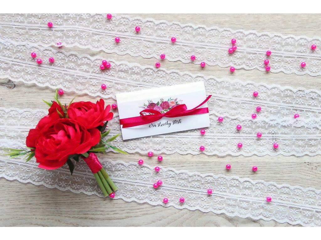 Svatební kapesníček SV101