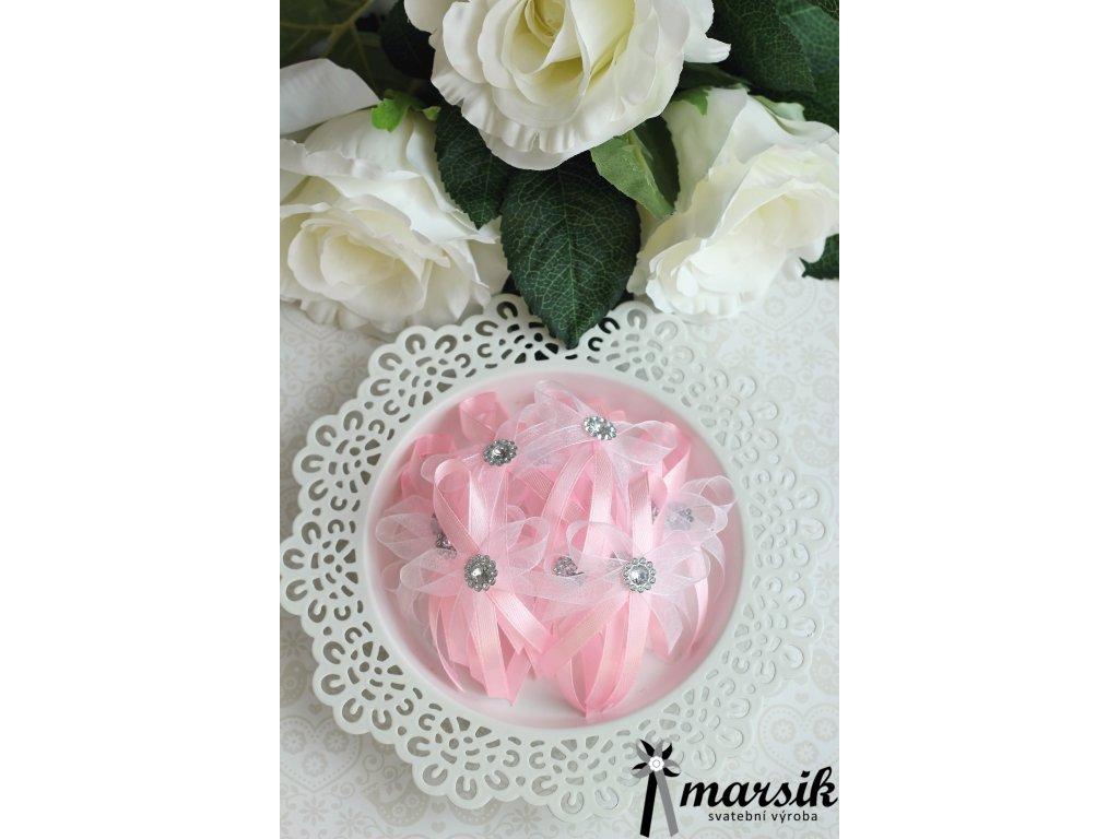 Vývazek light pink Celeste