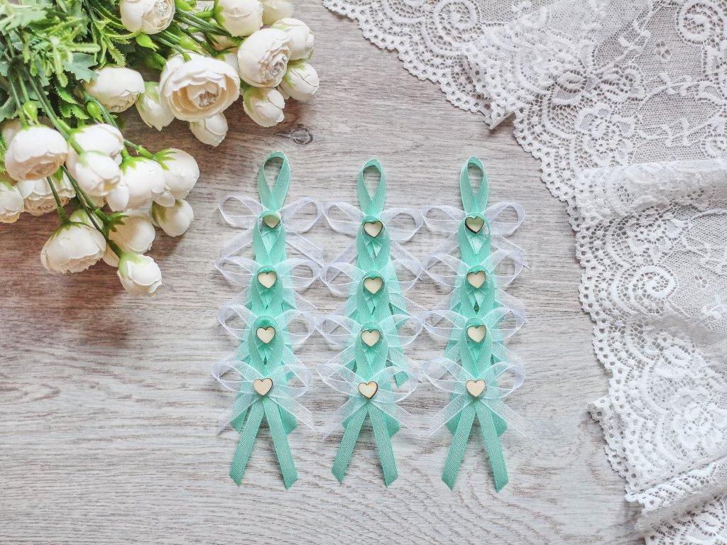 Vývazek mint heart