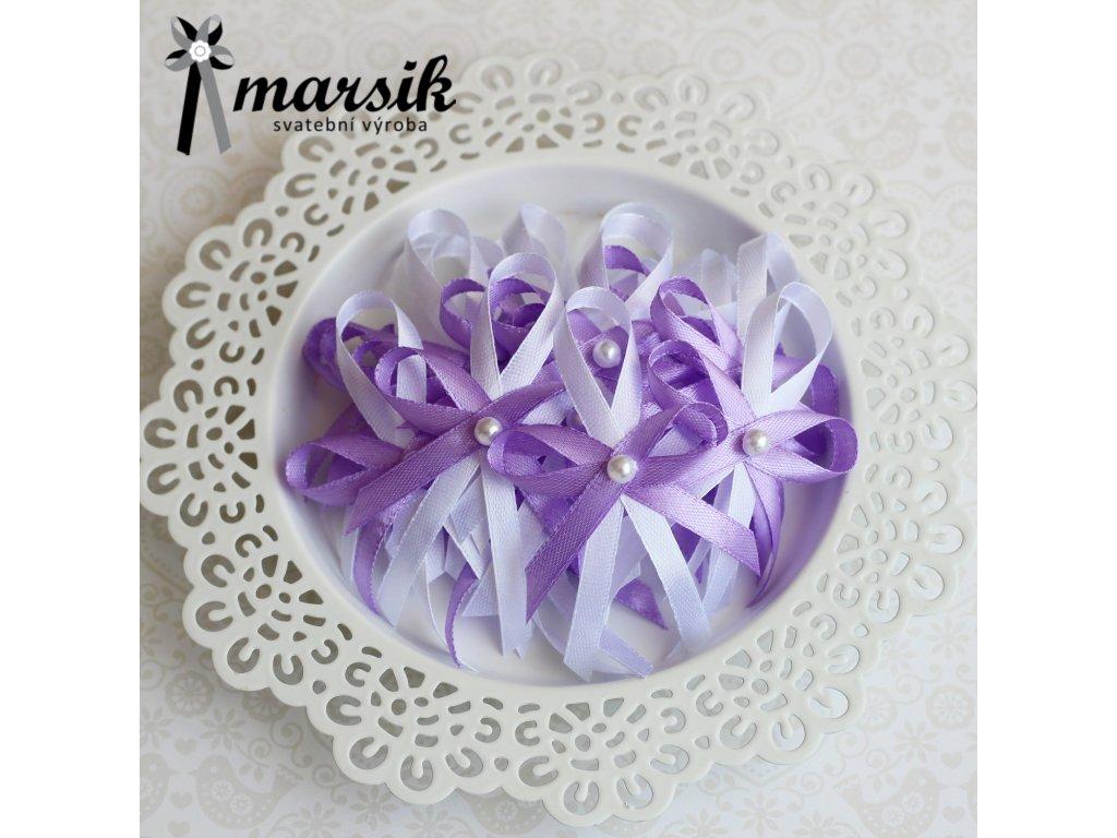 Vývazek lila Natalie
