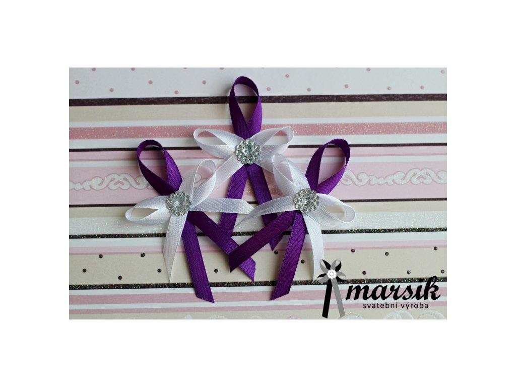Vývazek violet Celeste