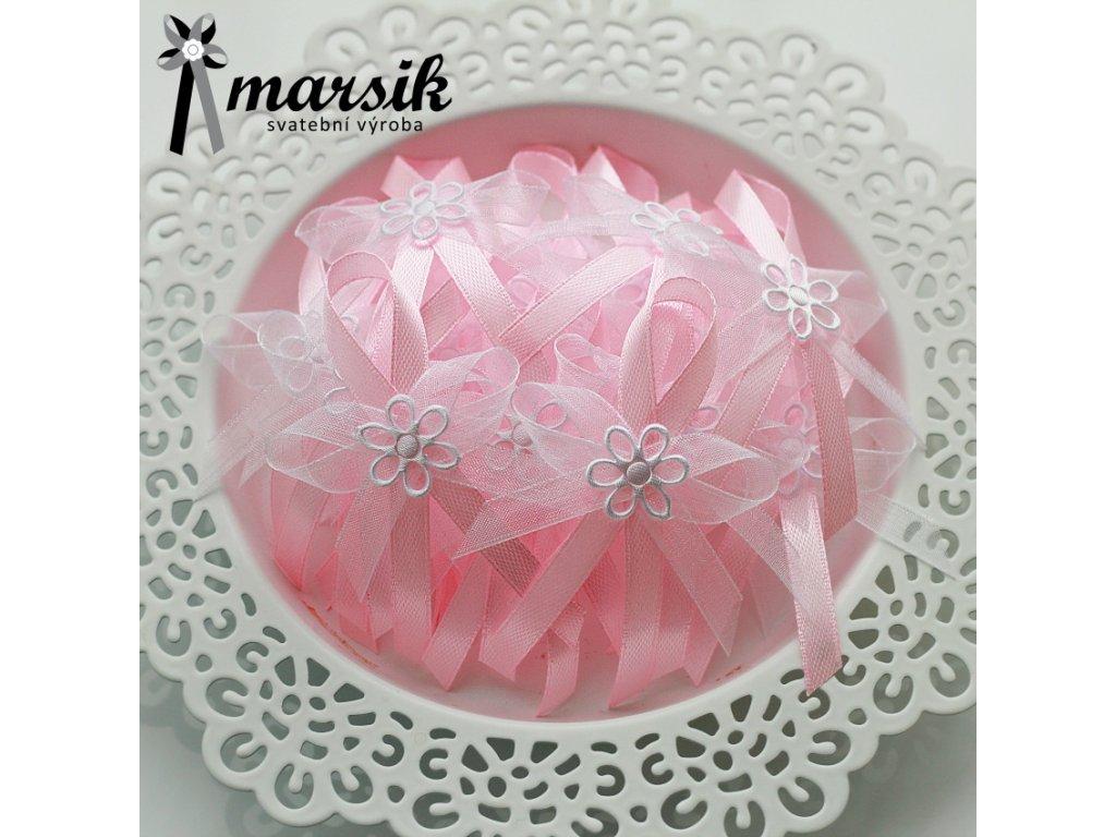 Vývazek light pink Emma I.