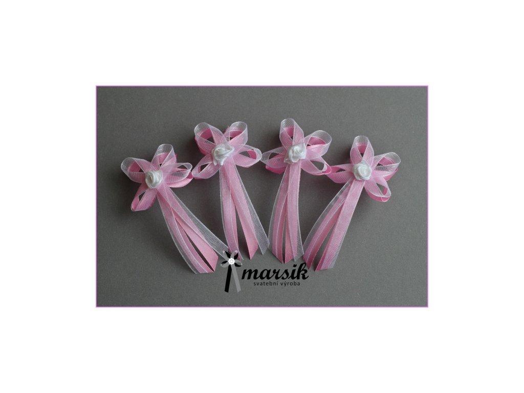 Vývazek pink Lilian