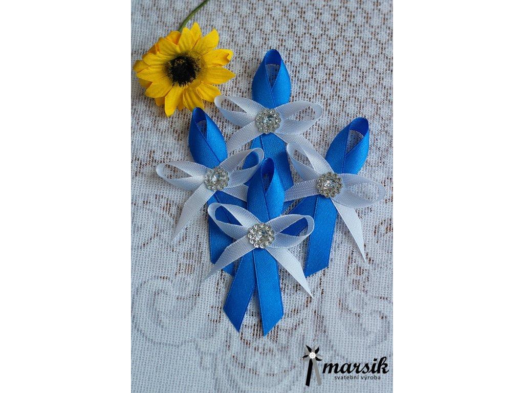 Vývazek royal blue Celeste