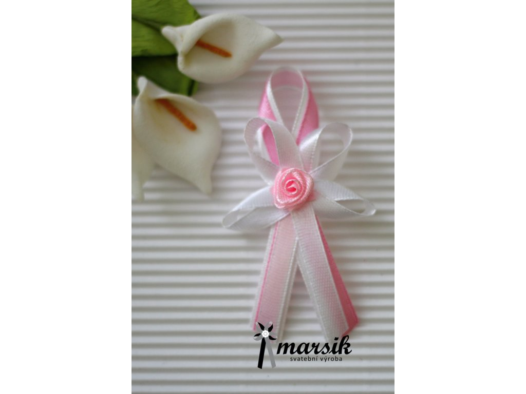 Vývazek pink Lisa