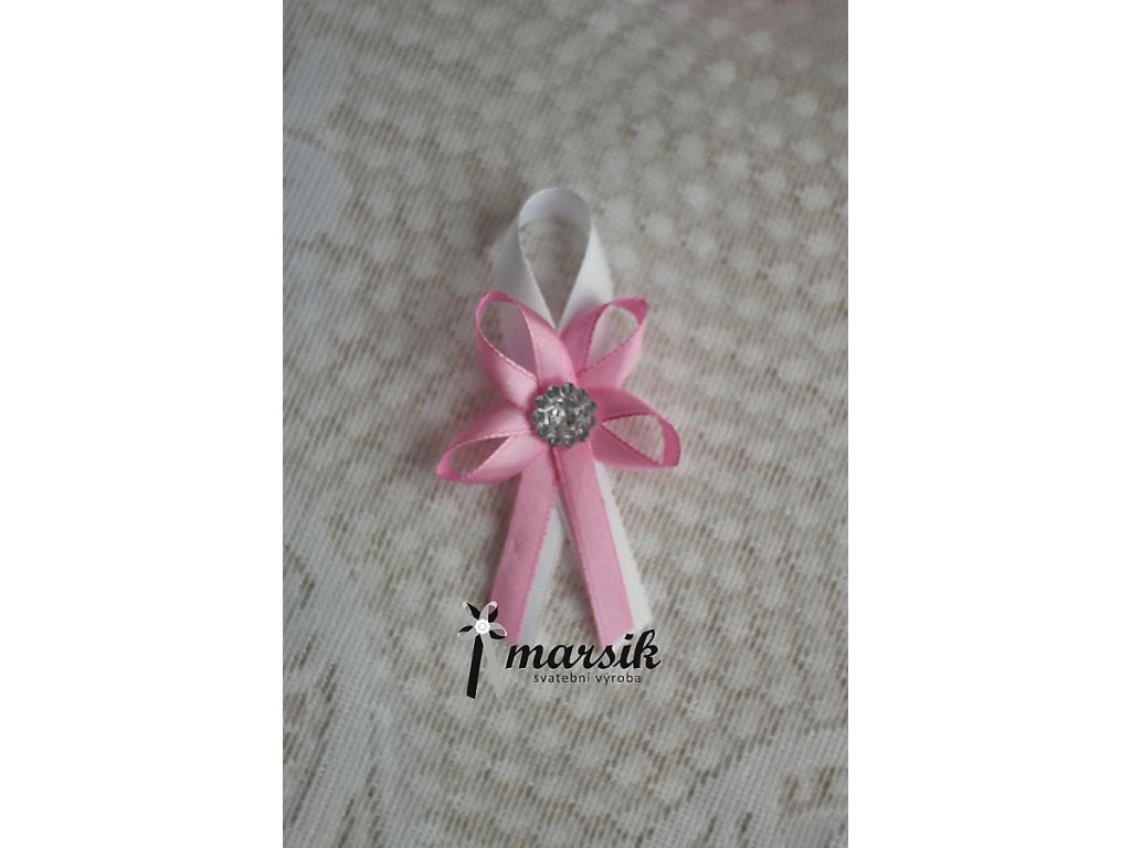 Vývazek pink Vanessa