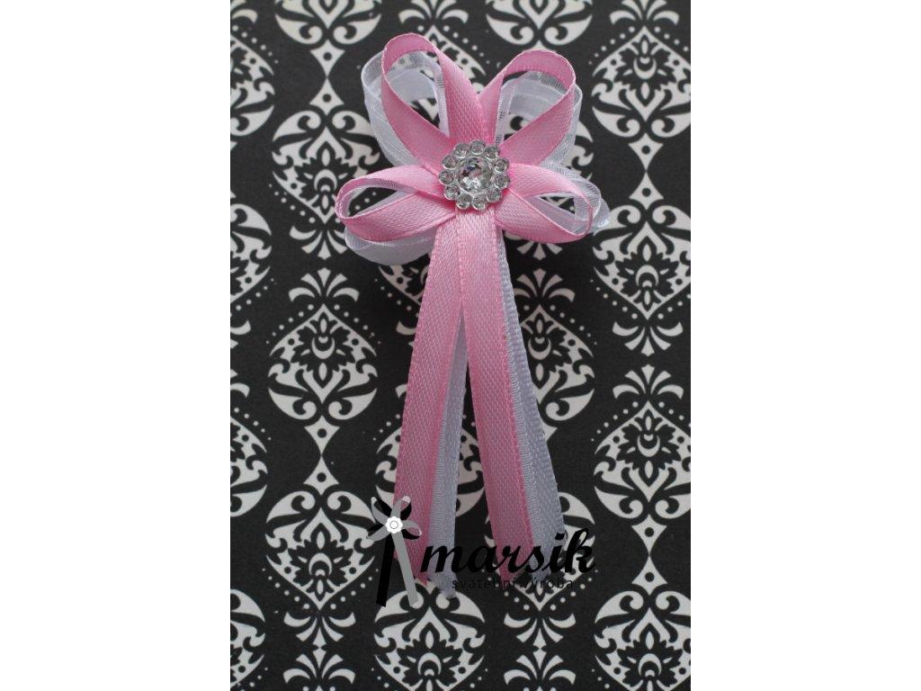 Vývazek pink Claire