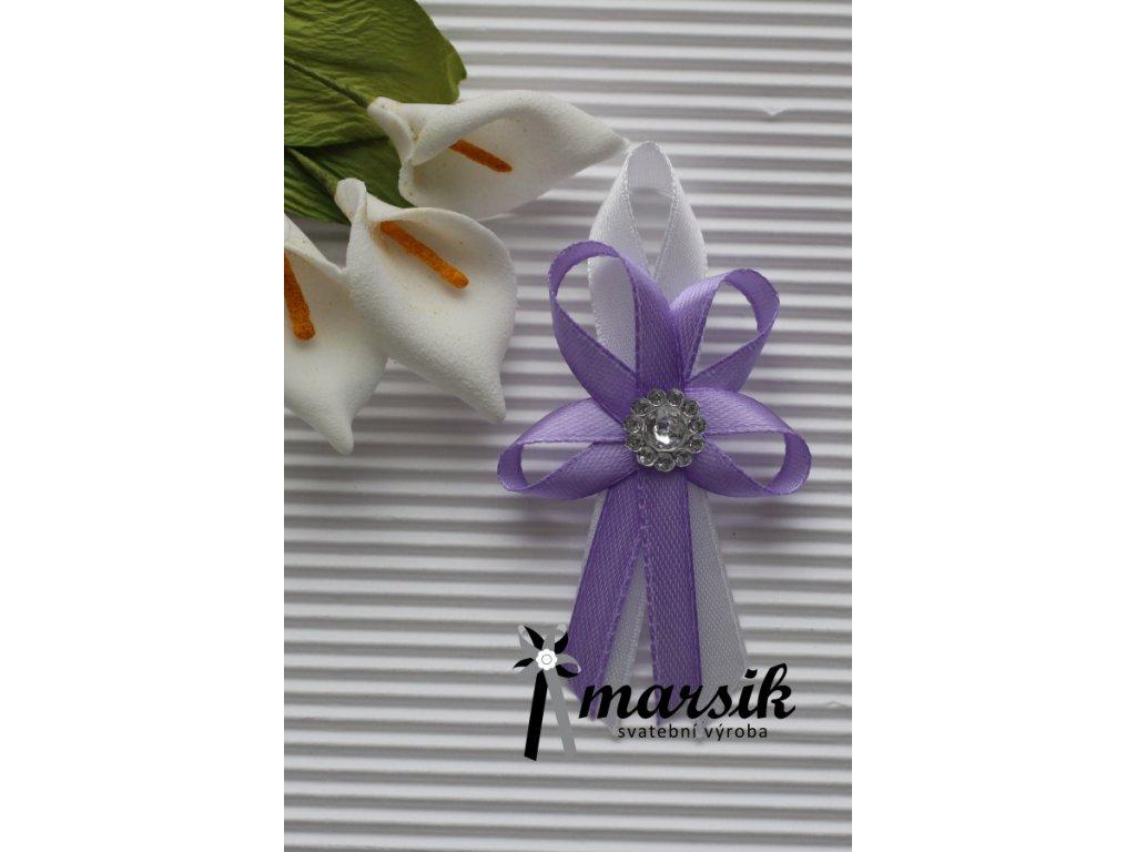 Vývazek lila Vanessa