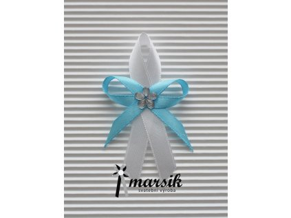 Vývazek blue Emma