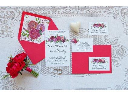 Svatební oznámení SV101