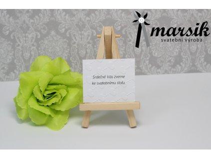 Pozvánka ke stolu green love