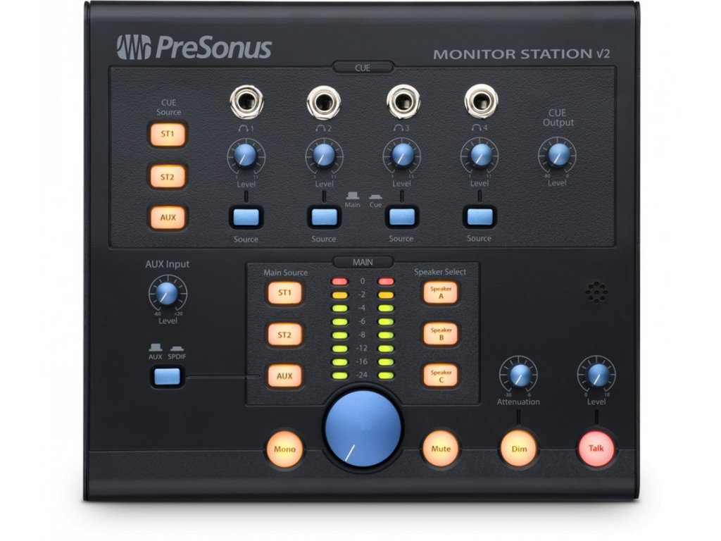 53534 presonus monitor station v2