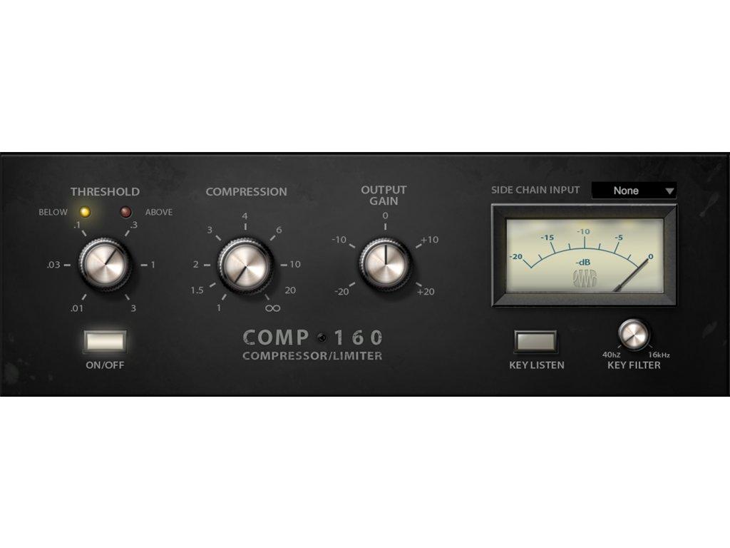 53627 presonus comp 160 compressor
