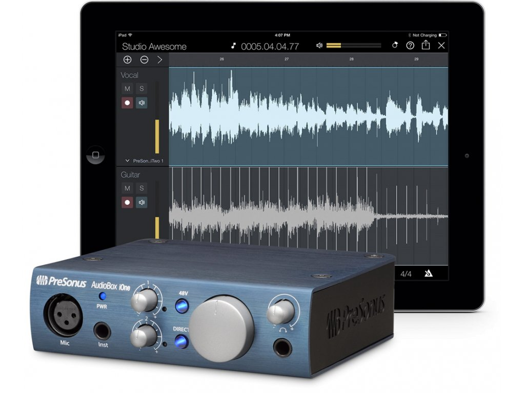 53651 presonus audiobox ione