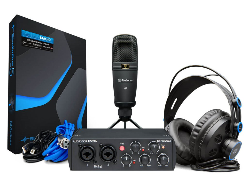 53654 presonus audiobox usb 96 studio 25th anniversary