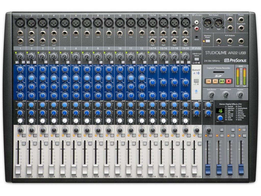 53690 presonus studiolivear22 usb