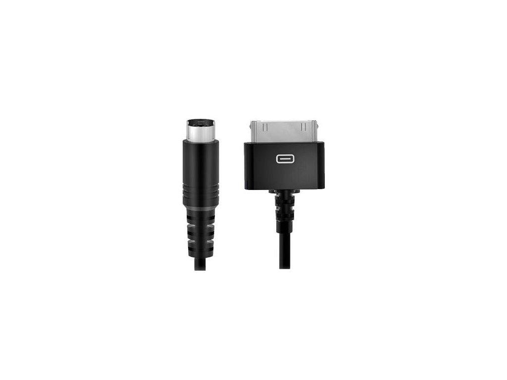 55532 ik multimedia 30 pin to mini din