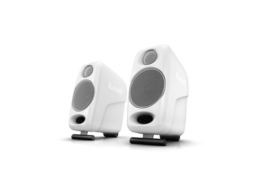 55778 ik multimedia iloud micro monitor white special edition