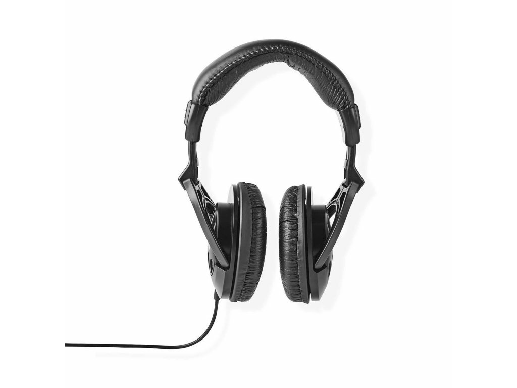 755 1 over ear sluchatka s kabelem delka kabelu 2 50 m ovladani hlasitosti cerna