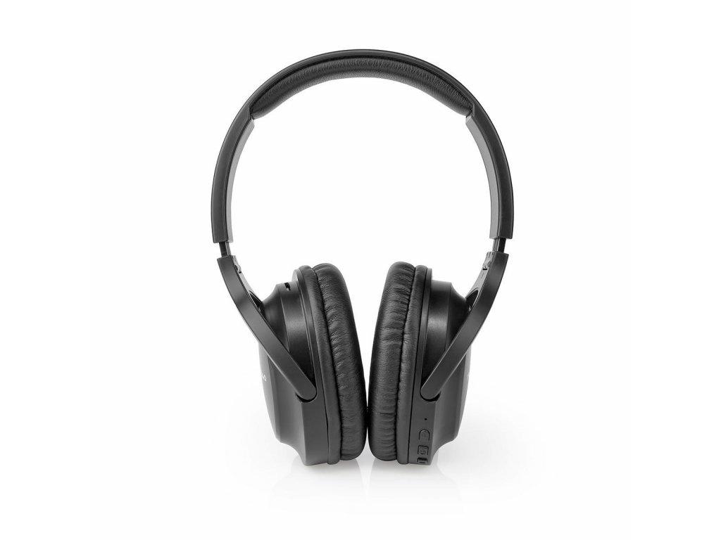 950 1 bezdratova sluchatka pres usi doba prehravani na baterie az 20 hodin vestaveny mikrofon ovladani stiskem podpora hlasoveho ovladani ovladani hlasitosti