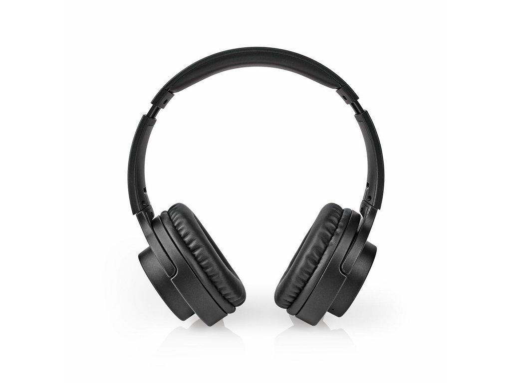 953 1 bezdratova sluchatka na usi doba prehravani na baterie az 12 hodin vestaveny mikrofon ovladani stiskem potlaceni hluku podpora hlasoveho ovladani ovladani hlasitosti cerna