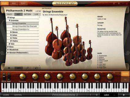 55610 ik multimedia miroslav philharmonik 2 crossgrade el licence