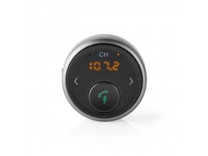 887 1 bluetooth univerzalni adapter vystupni konektor 1x 3 5 mm sbc az 5 5 hodin vestaveny mikrofon vysilac fm ovladani hlasitosti podpora hlasoveho ovladani ano funkce automatickeho vypnuti cerna seda