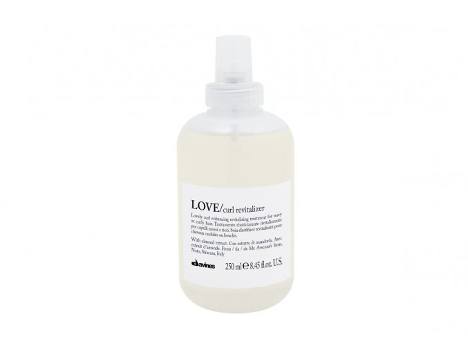Davines revitalizér LOVE CURL Essential 250 ml