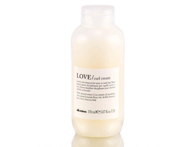 Davines krém LOVE CURL 150 ml poškozená etiketa - SLEVA