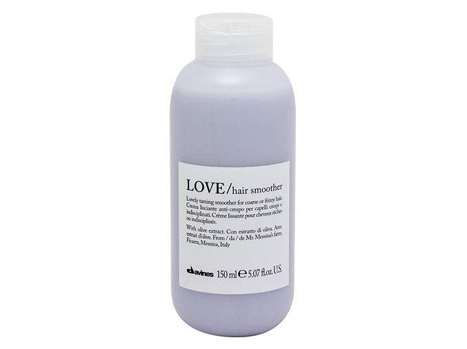 Davines krém uhlazující LOVE Smoother Essential 150 ml