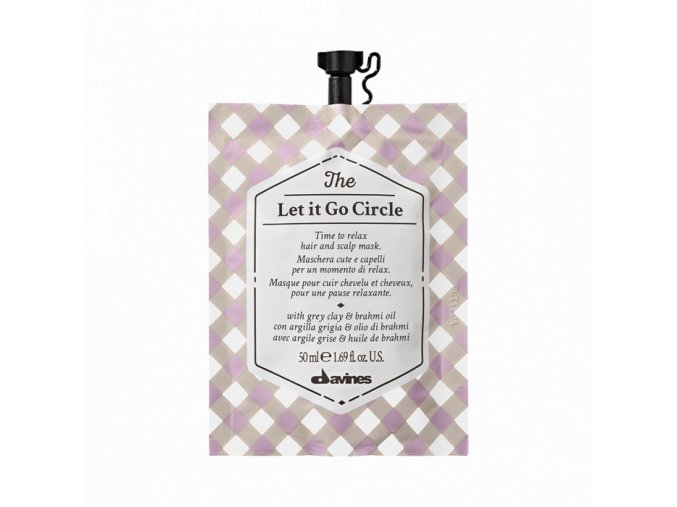 Davines TCC Let it Go Circle 50 ml