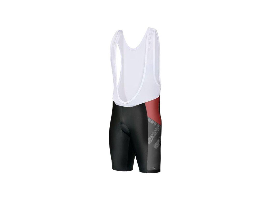 Kraťasy - šablona Giado (Barevná kombinace růžová, Typ oblečení Kraťasy do pasu dámské ELITE)