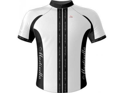Dres - šablona Bivona (Barevná kombinace žlutá, Typ oblečení Dres dámský RACE)