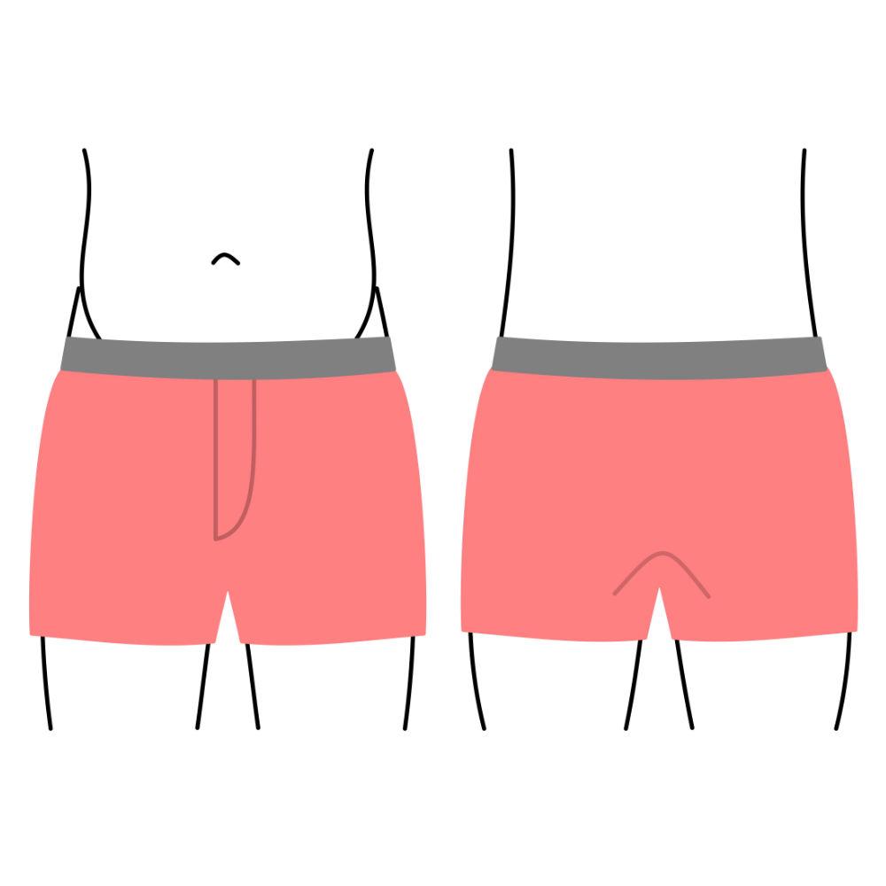 Pánské plavky - šortky