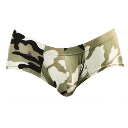 Prádlo ve stylu military. Army je prostě věčné!