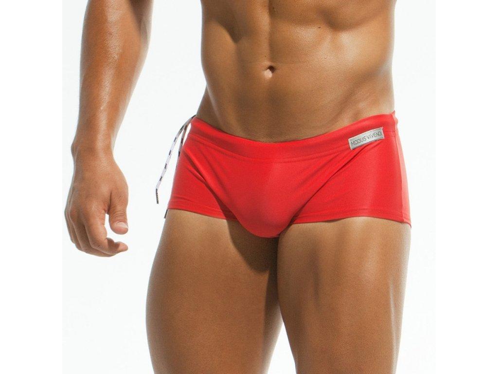 Modus Vivendi Classic plavky red MV-S1523