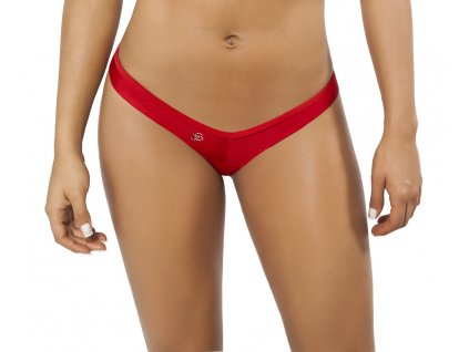 Joe Snyder RHODES tanga bikiny red JS-W-105