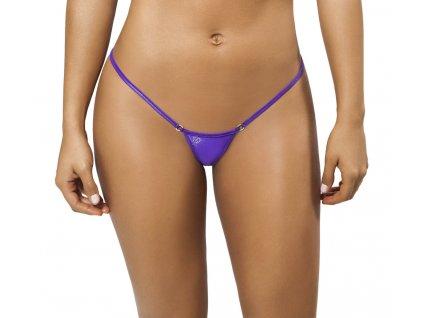 Joe Snyder TINOS string bikiny purpura JS-W-101