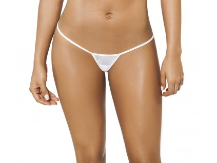 Joe Snyder SKYROS string bikiny white-sheer JS-W-102