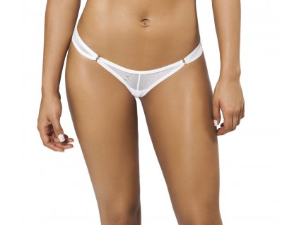 Joe Snyder CRETE tanga bikiny white-sheer JS-W-106