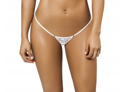 Joe Snyder TINOS string bikiny white-lace JS-W-101