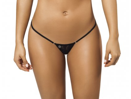 Joe Snyder TINOS string bikiny black-lace JS-W-101