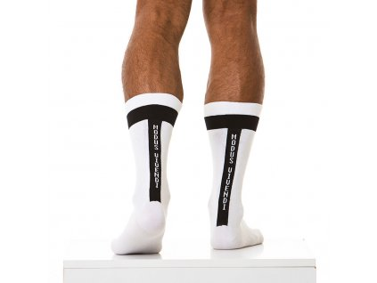 XS1813 white modus vivendi accessories gay accessories line athletic 1 2