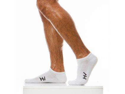 xs1923 white modus vivendi accessories gay accessories line winter gym socks 1