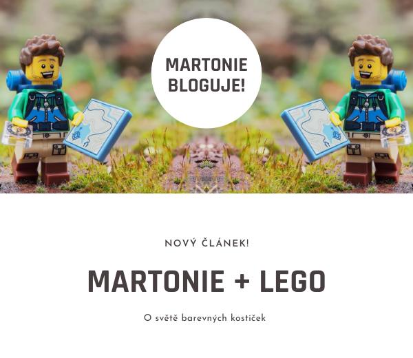 Informace ze světa Lego