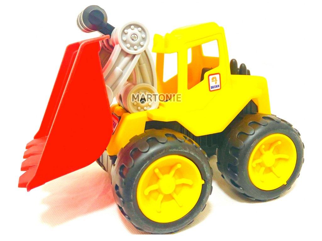 Auto na písek - Nakladač