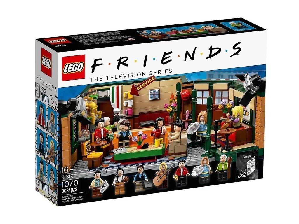 LEGO Ideas 21319 Central Perk 1