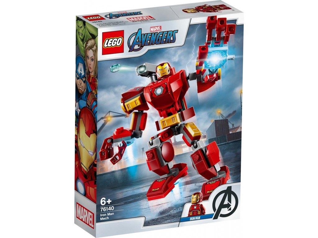 LEGO Super Heroes 76140 Iron Manův robot 1