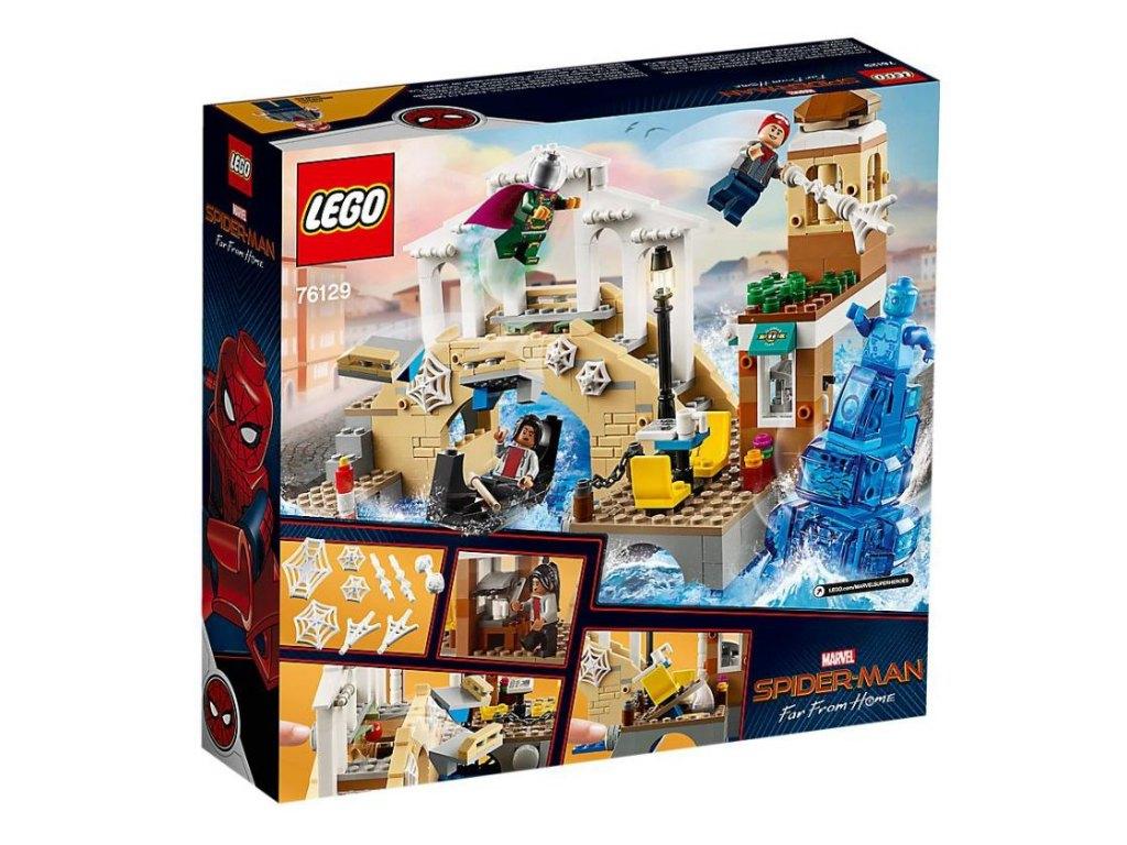 LEGO Super Heroes 76129 Hydro Manův útok 1